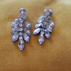 Glamorous Vintage Screwback Earrings